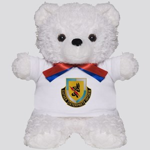 DUI - 134th Military Intelligence Bn Teddy Bear