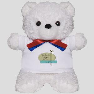 Everybody Loves an Actuary Teddy Bear