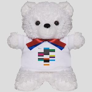 Solarstone 'Pure' Cover Art Teddy Bear