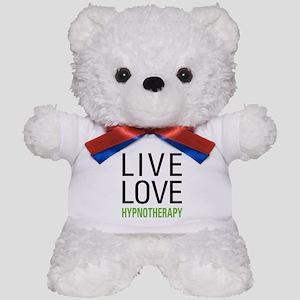 Live Love Hypnotherapy Teddy Bear