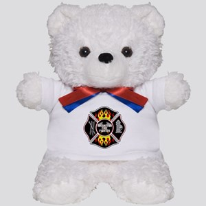 Volunteer Firefighter Teddy Bear