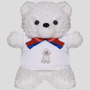 Bichon Frise #2 Teddy Bear