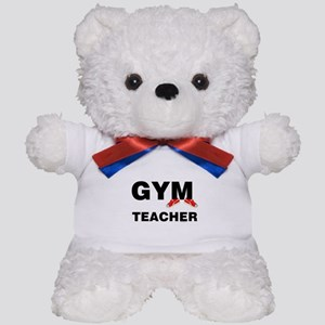 Gym Teacher Sneakers Teddy Bear