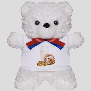 Cookie Hog Teddy Bear
