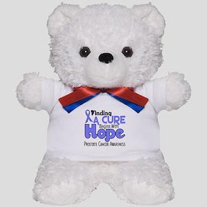 HOPE Prostate Cancer 5 Teddy Bear