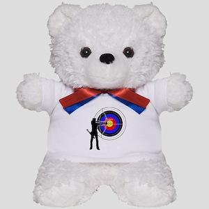 archery man Teddy Bear