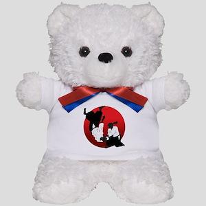 Aikido Teddy Bear