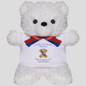 2nd Bn 8th Inf Teddy Bear