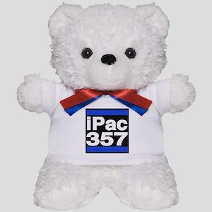 ipac 357 blue Teddy Bear