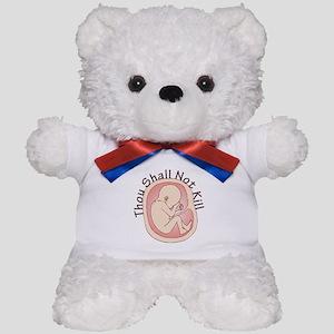 Thou Shall Not Kill Teddy Bear