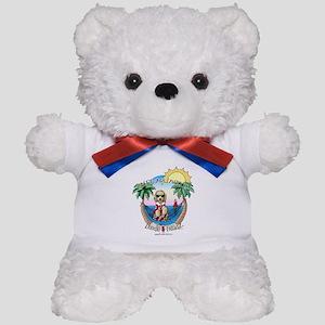 DoodleHeadz Logo Teddy Bear