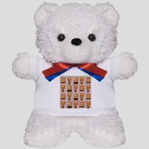 gingham chicken waffles Teddy Bear