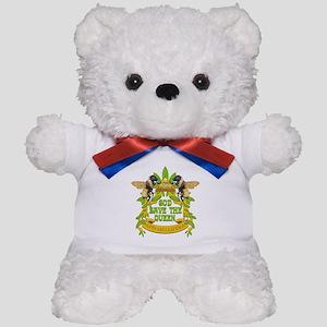 God Save the Queen Teddy Bear