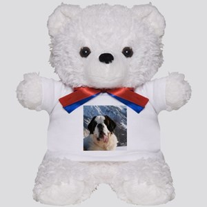 saint bernard Teddy Bear