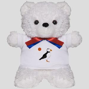 Puffin Bird Teddy Bear