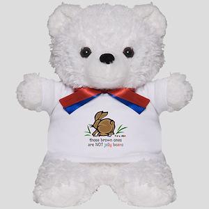 Brown Jelly Beans Teddy Bear