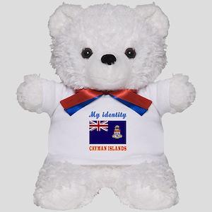 My Identity Cayman Islands Teddy Bear