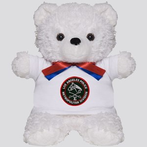 LAPD Metro Teddy Bear