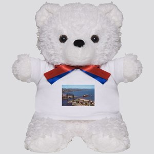Duluth Harbor Teddy Bear