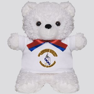 COA - 8th Infantry Regiment Teddy Bear
