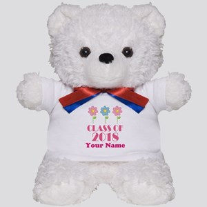 Personalized 2018 School Class Teddy Bear