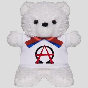 Christain Anarchy Teddy Bear