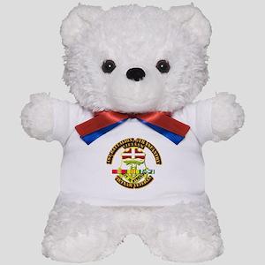 1st Battalion, 6th Infantry Teddy Bear
