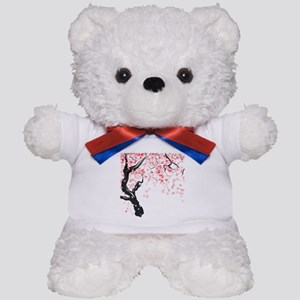 Japanese Cherry Tree Teddy Bear