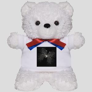 Elegant Butterfly Teddy Bear