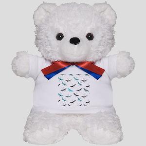 Dragonfly Teddy Bear