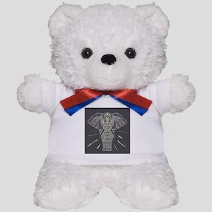 Indian Elephant Teddy Bear