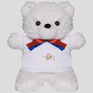 Personalized Alaska State Teddy Bear