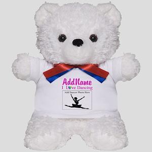 DANCING PHOTO Teddy Bear