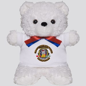 SSI - 3rd Bn - 1st Marines w VN SVC Ribbon Teddy B
