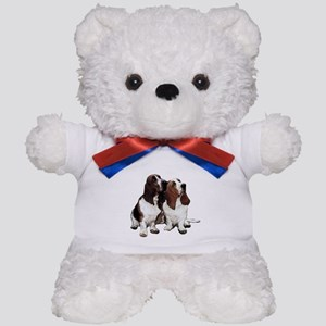 Basset Hounds Teddy Bear