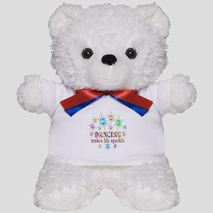 Dancing Sparkles Teddy Bear