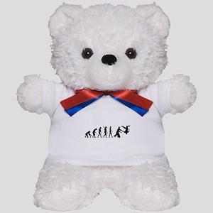 Evolution Aikido Teddy Bear