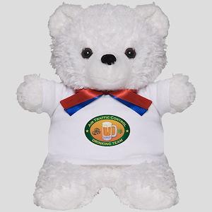 Air Traffic Control Team Teddy Bear