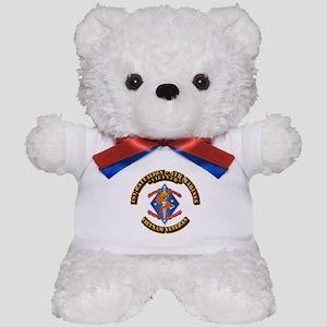1st Bn - 4th Marines Teddy Bear