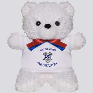 1st Bn 23rd Infantry Teddy Bear