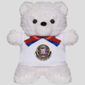 SSI - 3rd Battalion - 1st Marines USMC Teddy Bear