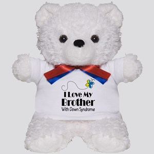 Down Syndrome Brother Teddy Bear