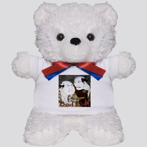 Bad Fish Teddy Bear