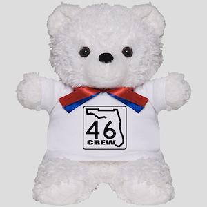 46 Crew Teddy Bear