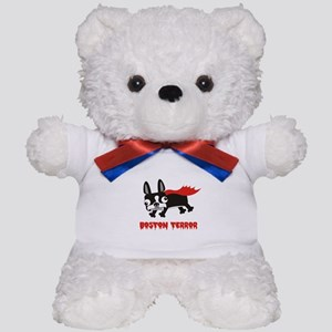 Boston Terror teddy bear