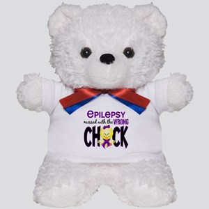 Epilepsy Messed With the Wrong Chick Teddy Bear