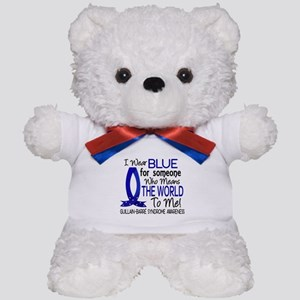 Means World to Me 1 GBS Teddy Bear