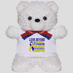 DS Look Beyond 2 Daughter Teddy Bear