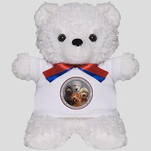 GANA logo Teddy Bear