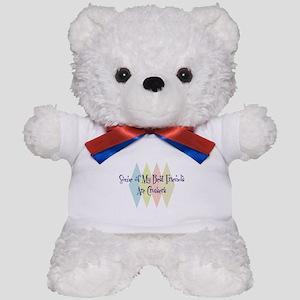 Cruisers Friends Teddy Bear